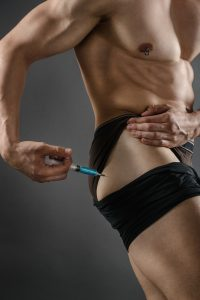 doping and injecting testosterone