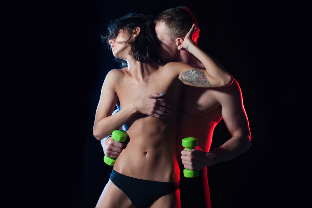 sex and work out