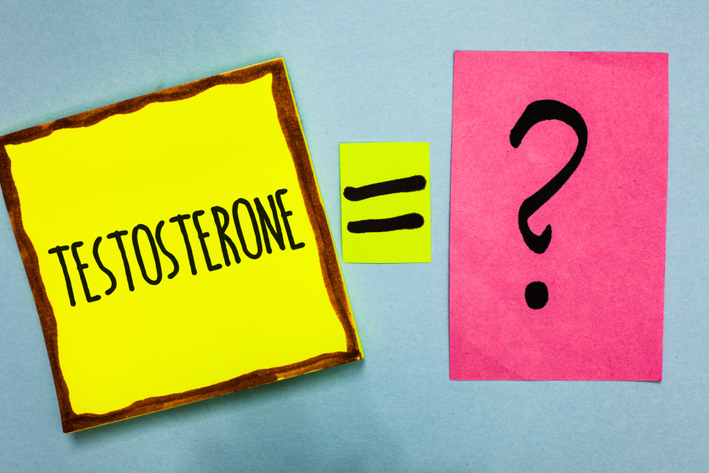 testosterone questions