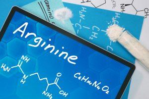Arginine chemical structure