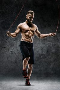 jumping rope for cardio