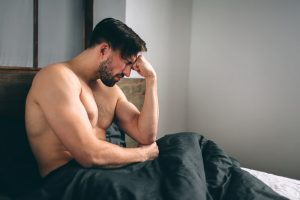 depression due to sexual dysfunction