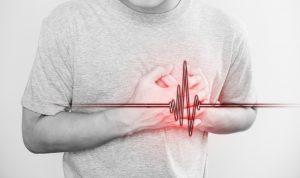 angina chest pains