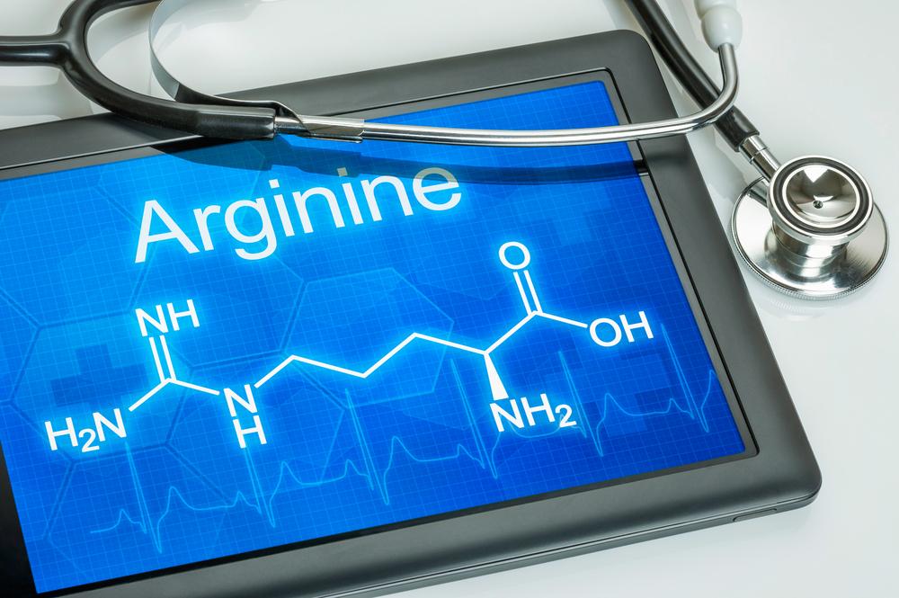 L Arginine chemical structure