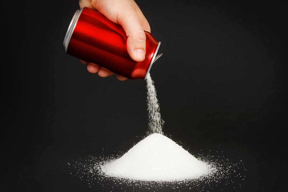sugar loaded soft drink