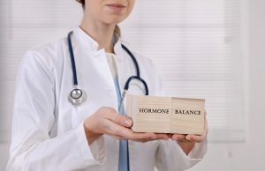 female hormone balance