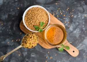fenugreek seed and oil