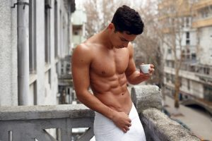 espresso and erection