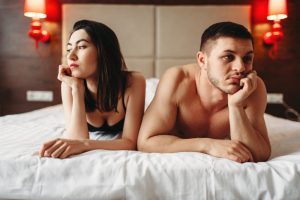 couple troubles in the bedroom