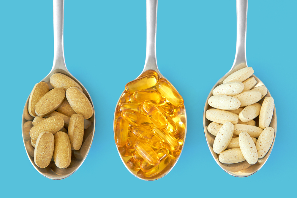 natural supplements and antioxidants