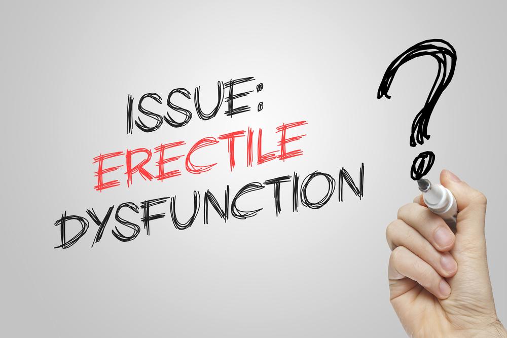 erectile dysfunction issue