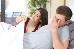 wife disappointed with his erectile dysfunction
