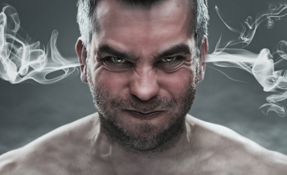 Does Testosterone Make You Angry?