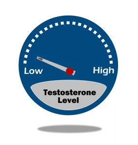 low testosterone level