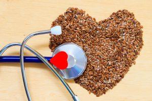 flaxseeds and heart health