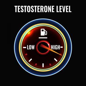 high testosterone level meter