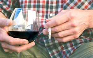 smoking, alcohol, and erectile dysfunction