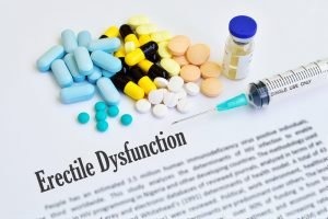 erectile dysfunction medication and treatment