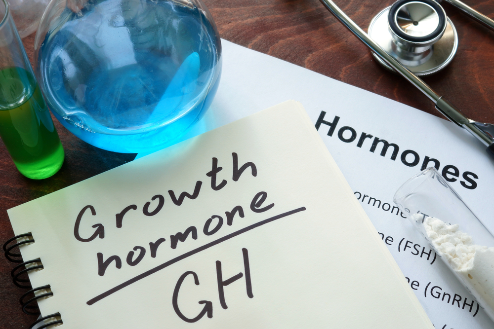 HGH or human growth hormone