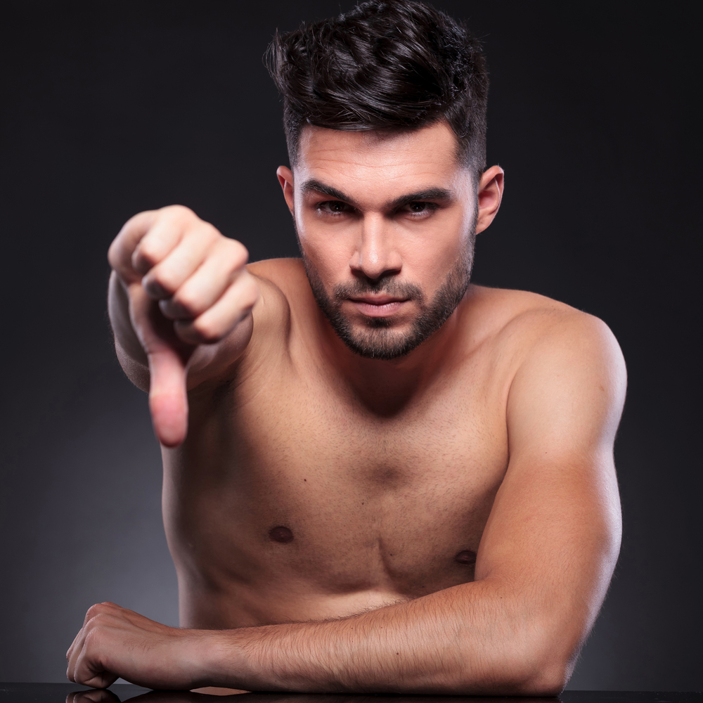 What are the Side-Effects of Low Testosterone Levels?