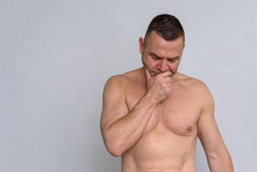 older man problem with erection
