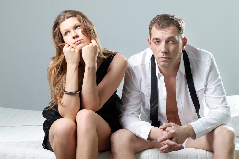 erectile dysfunction on mature man