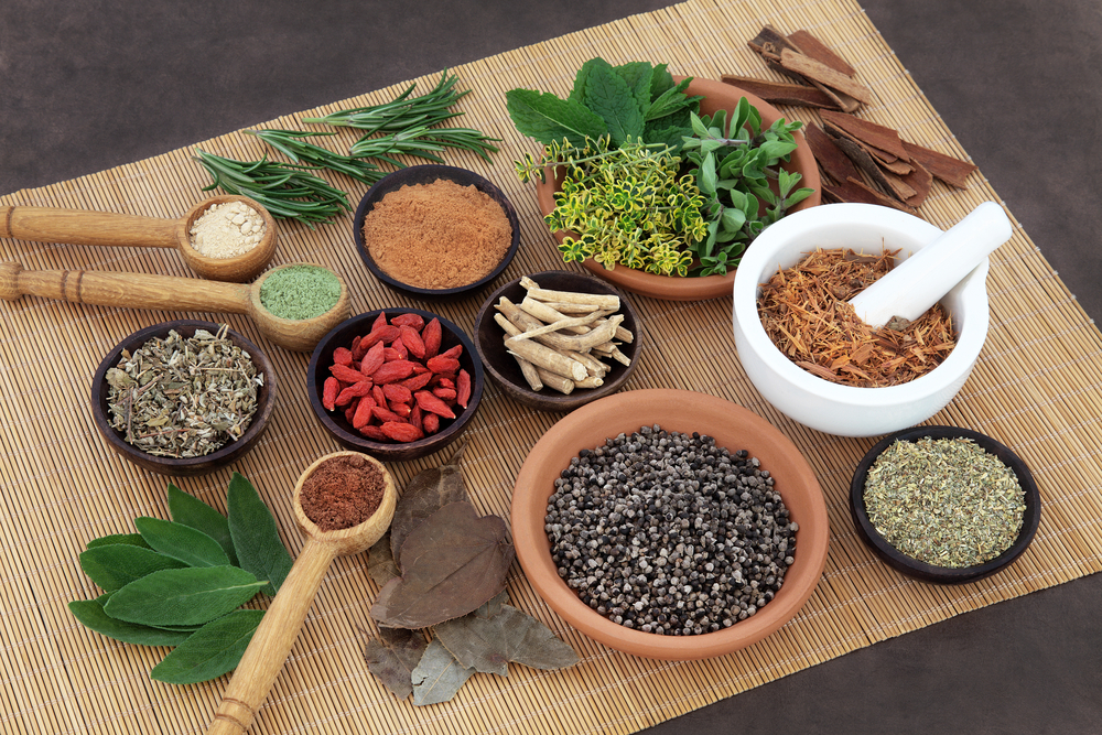 The 4 Most Potent Pro-Erectile Herbs