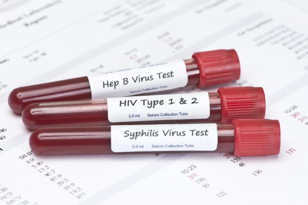 STD blood tests