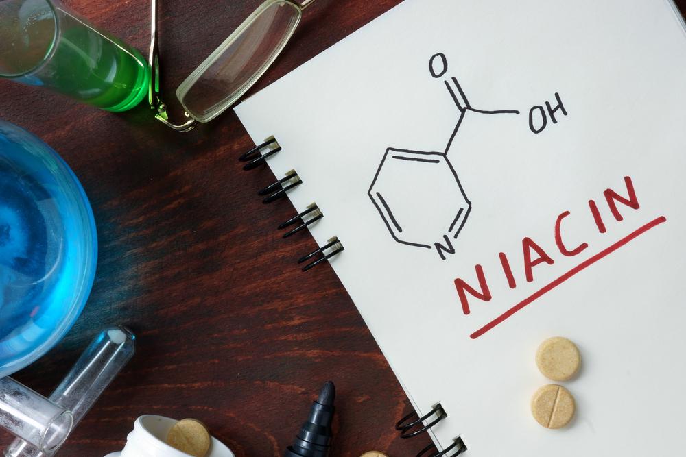 niacin composition