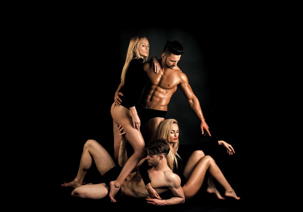sensual couples foursome
