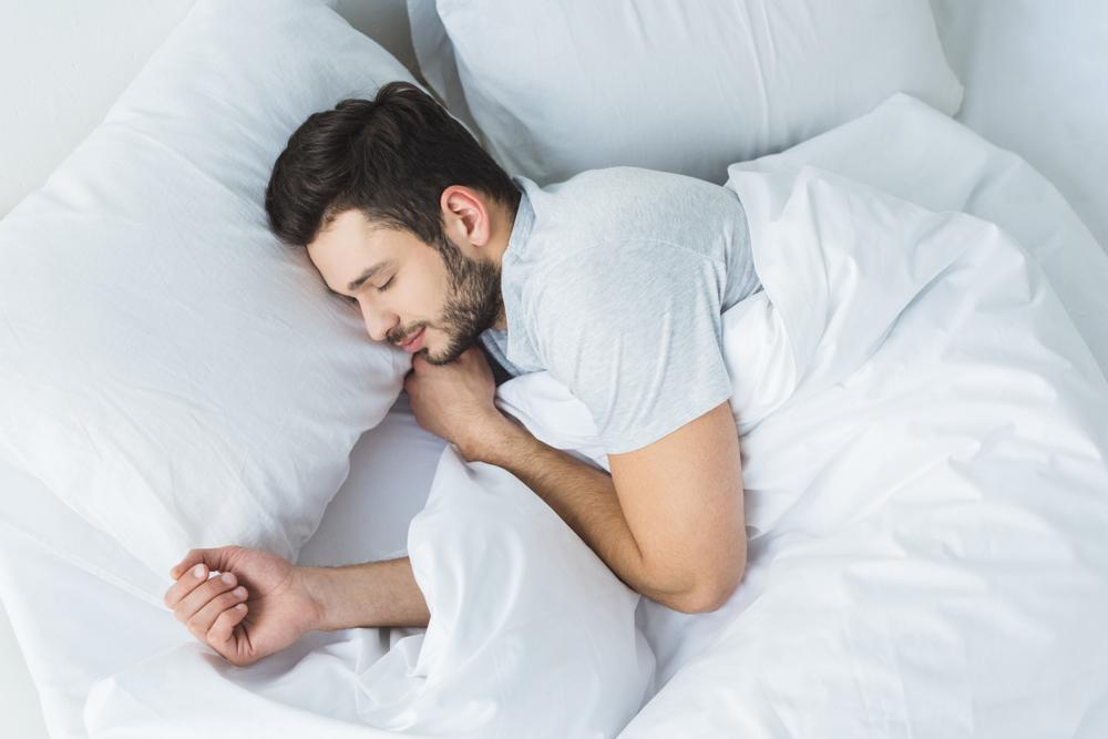 energizing good sleep