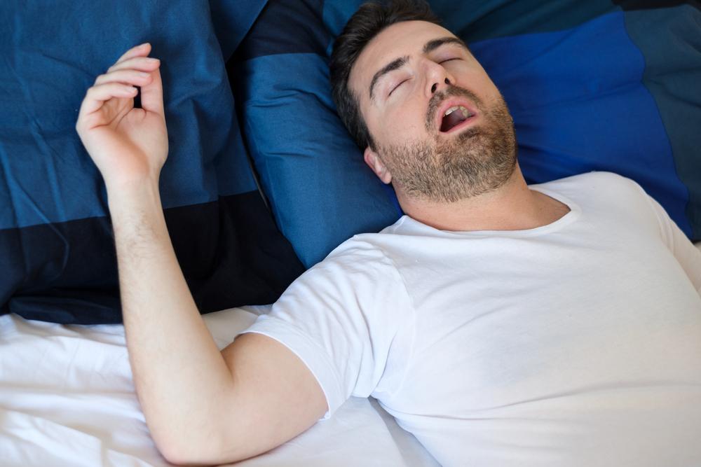 snoring, sleep apnea