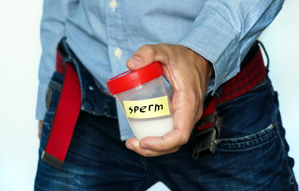 sperm sample
