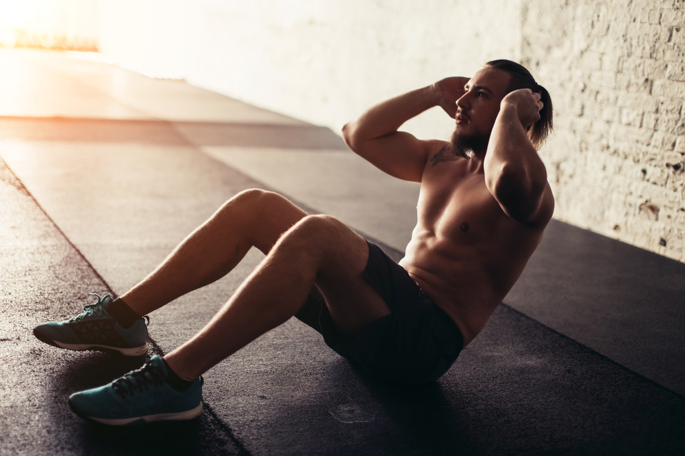 Can Crunches Lose Belly Fat?