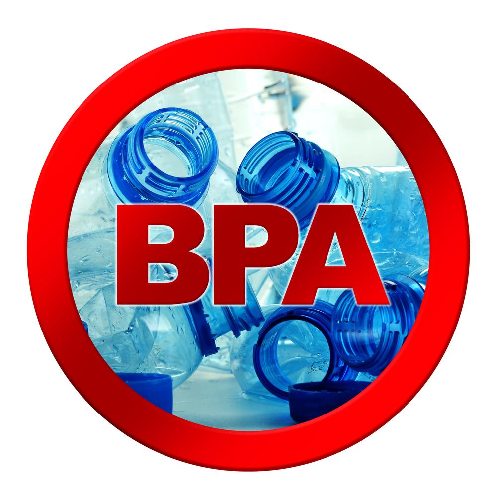BPA in plastic bottles