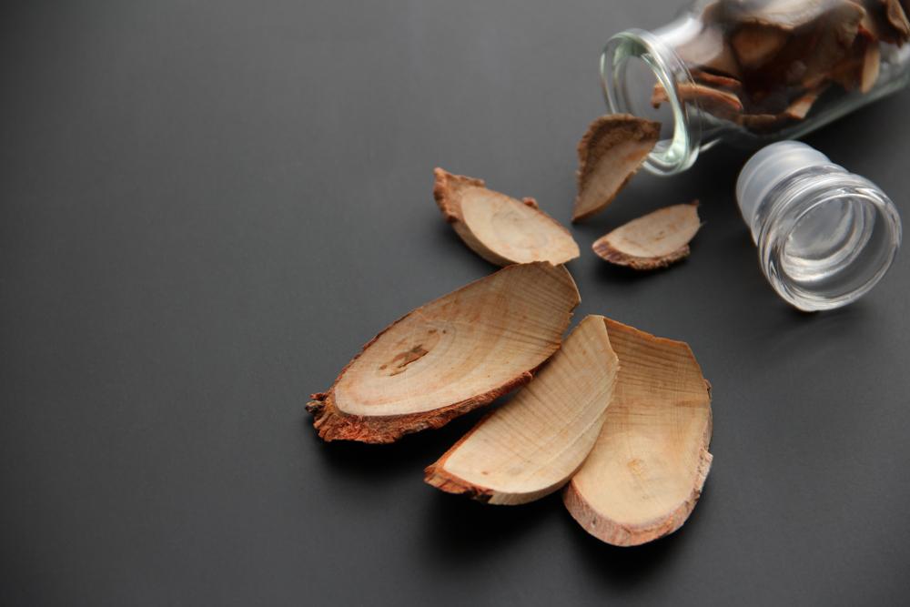 dried tongkat ali
