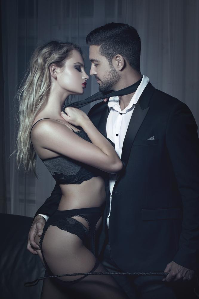 stripper seduces man