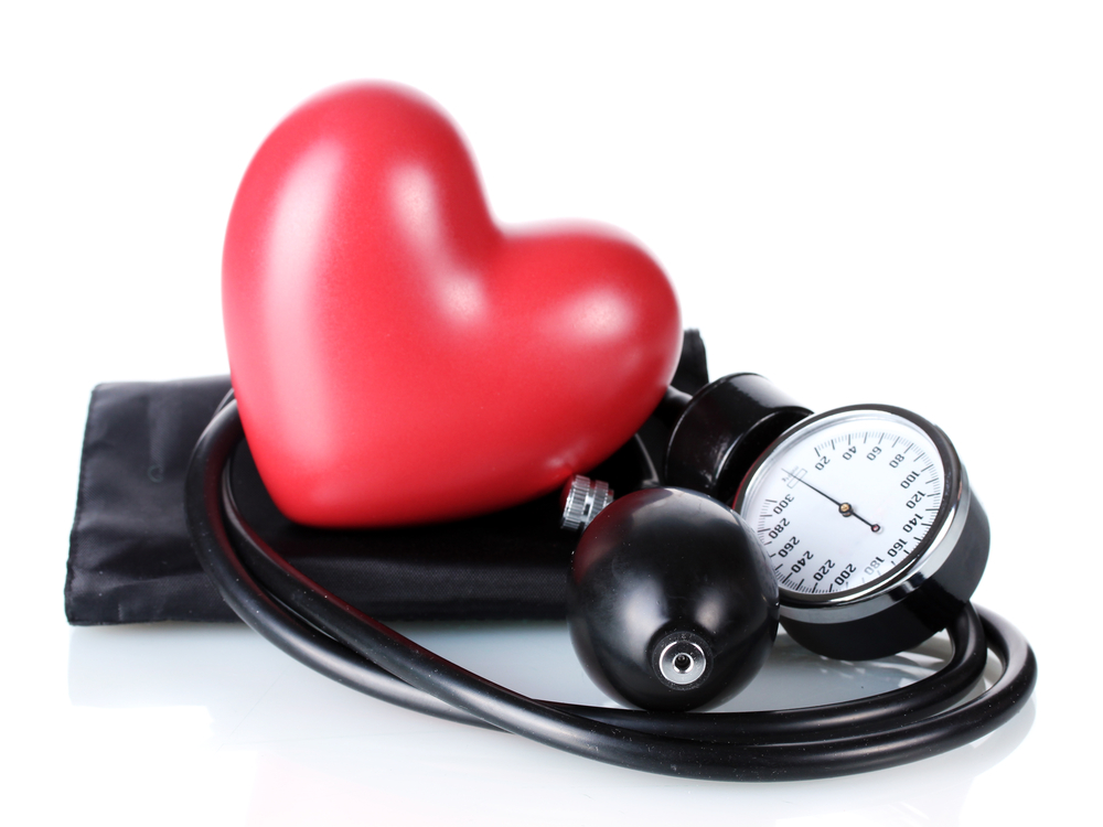 heart and blood pressure