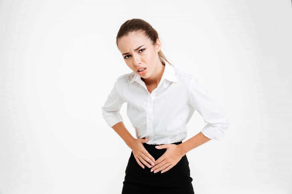 menstrual cramps and PCOS