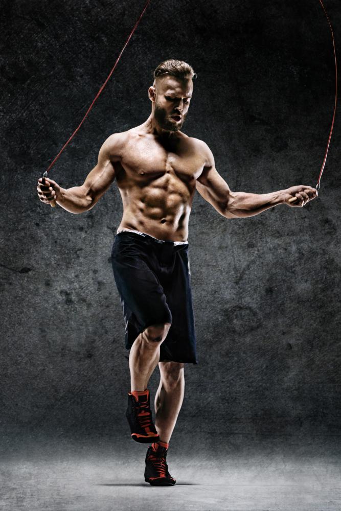 jump rope cardio