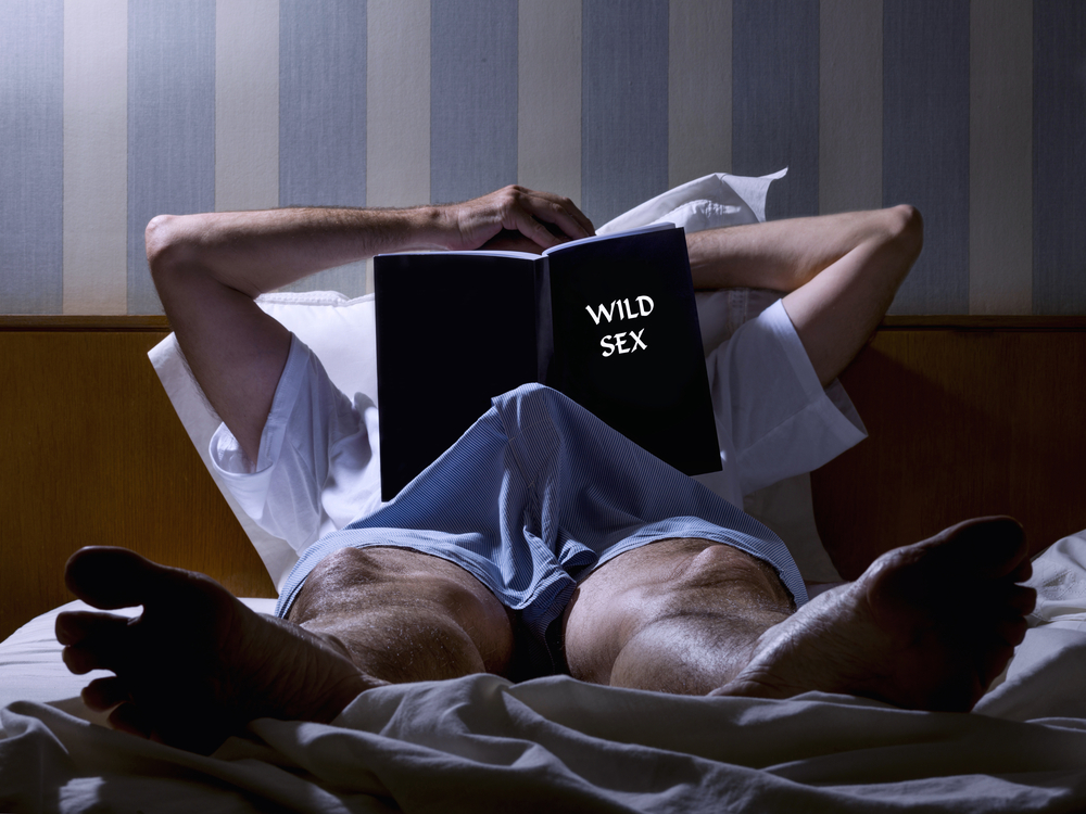erotic book arousal