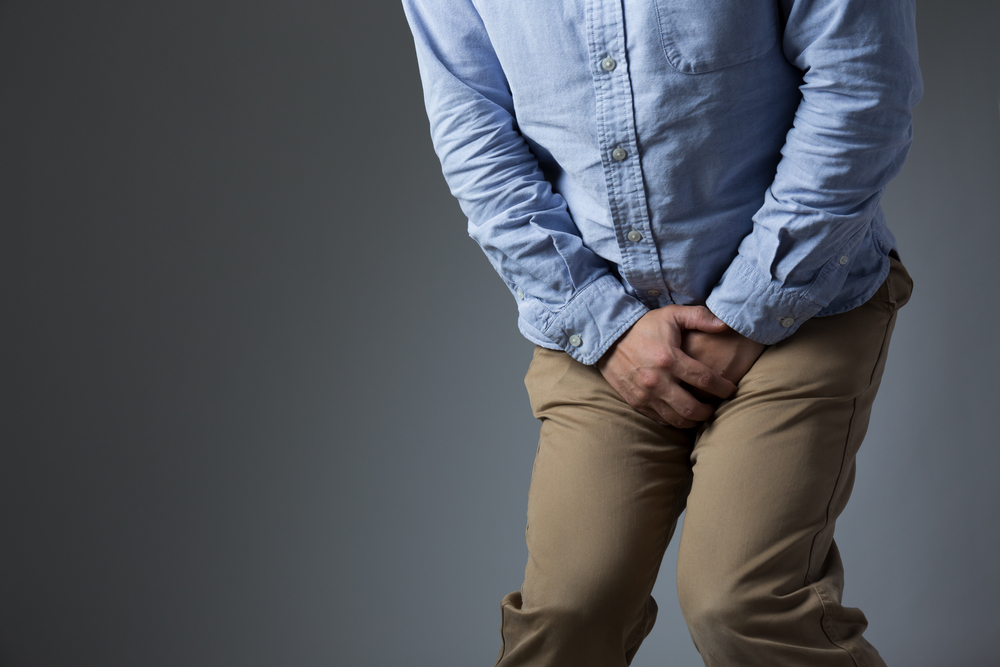 incontinence in men