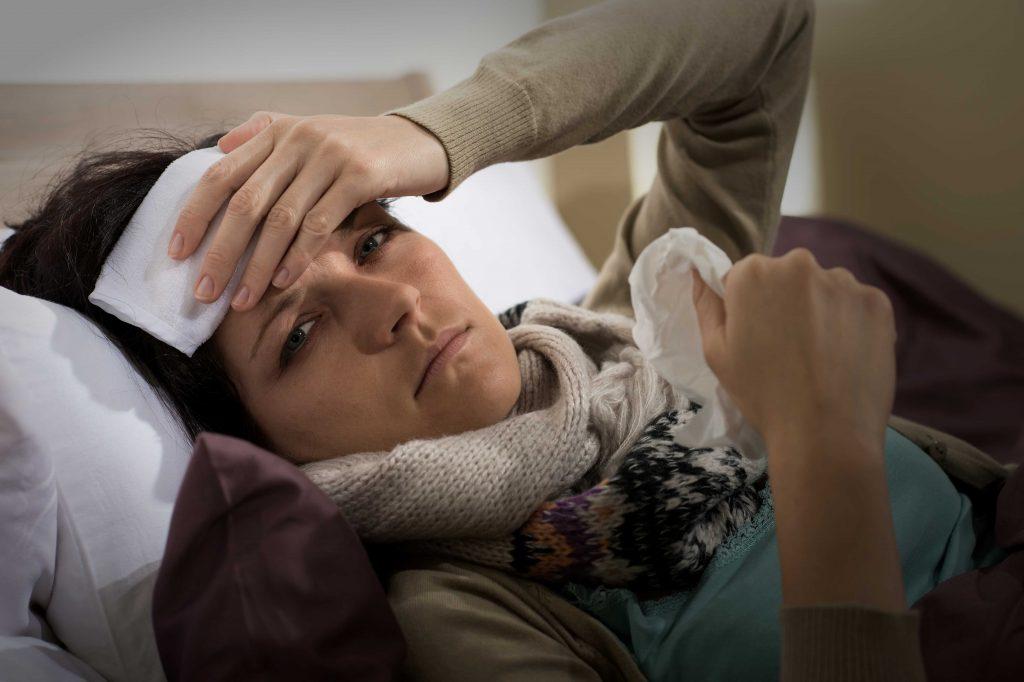 fever and headach