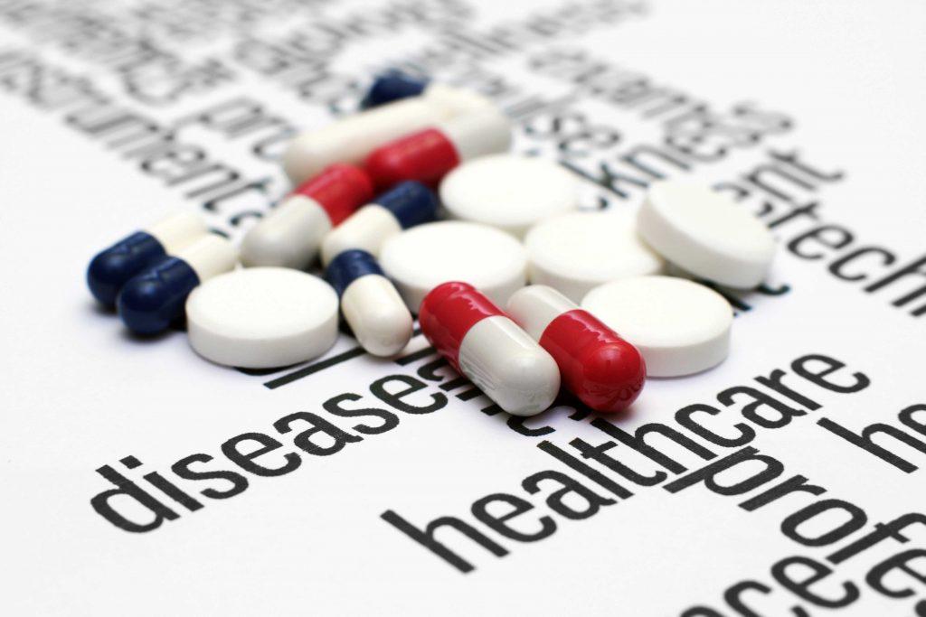 antiviral medication tablets and capsules