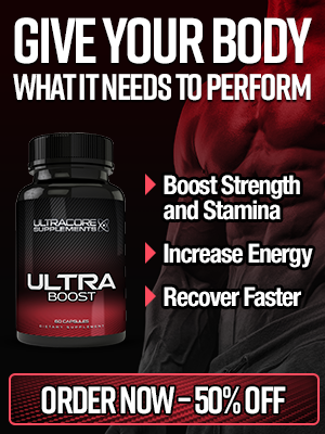 nitric oxide boosting supplement: Ultra Boost
