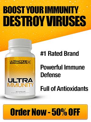immune boosting supplement: Ultra Immunity