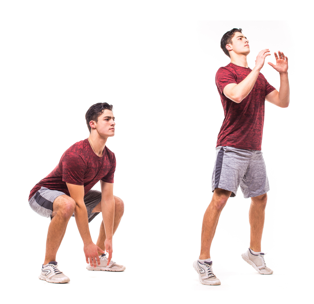The Best Way to do Squat Jumps