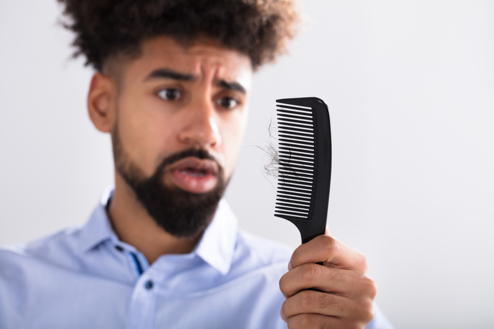 What Causes Hair Loss in Men?