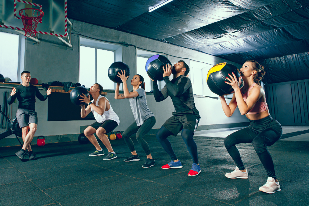 The best medicine ball workouts