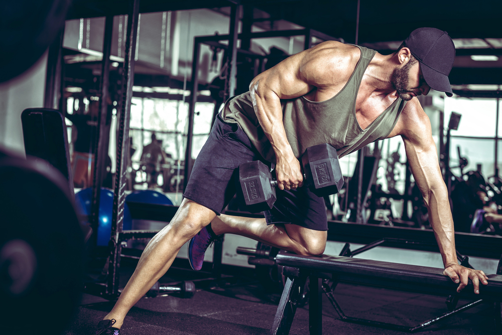 The Best One-Arm Dumbbell Row